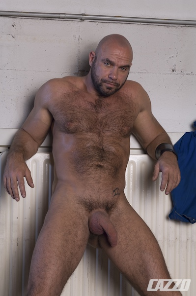 naked men Hairy german