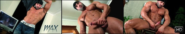 Huge Muscle Man Jerk Off Video